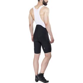 Castelli Evoluzione 2 Spodenki na szelkach Mężczyźni, black